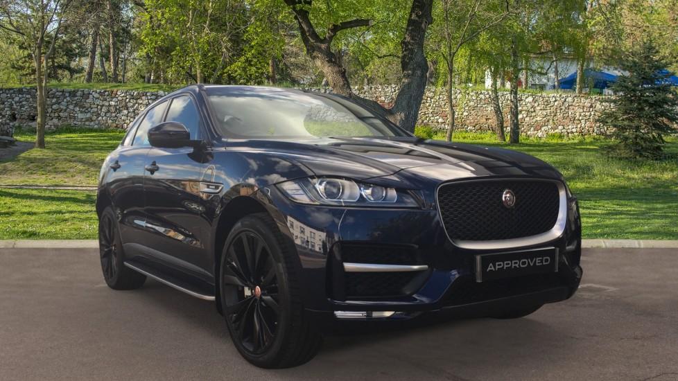 Jaguar F-PACE 300PS AWD Auto R-Sport 22 inch Alloys  Automatic 5 door Estate (2020)