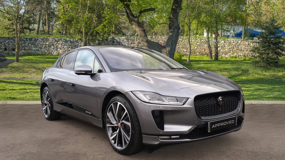 Jaguar I-PACE 294kW EV400 HSE 90kWh 5dr [11kW Charger] Latest 21 Model Year Electric Automatic Estate (2021)