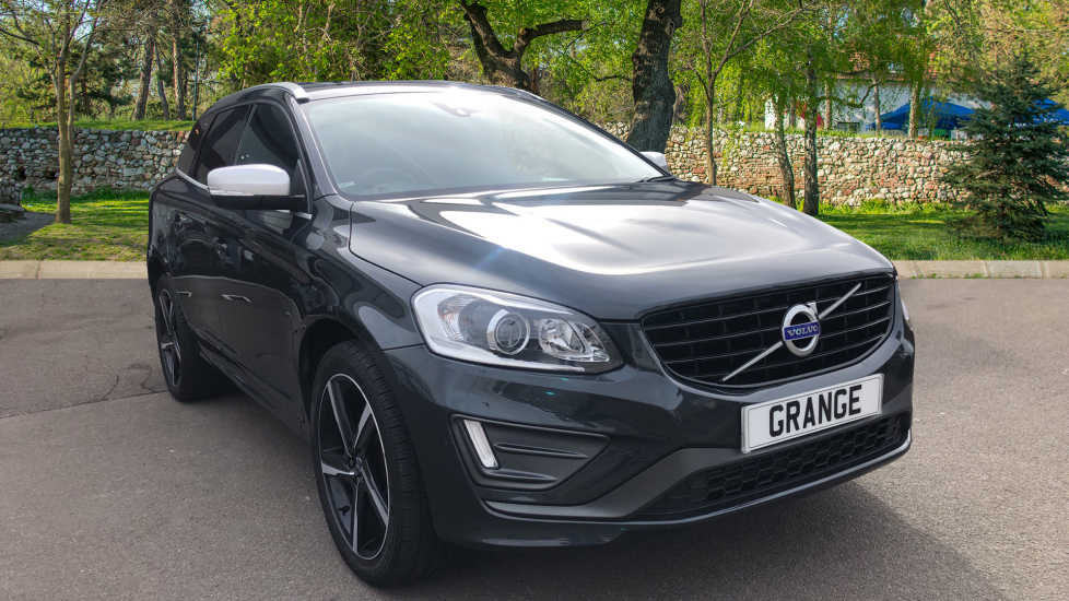 Volvo XC60 D4 [190] R DESIGN Lux Nav 5dr AWD Geartronic Pan Roof 2.4 Diesel Automatic 4 door Estate (2016)