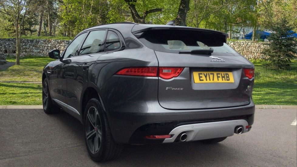 Jaguar F-PACE 3.0d V6 S 5dr AWD - Panoramic Sunroof - BSM image 2