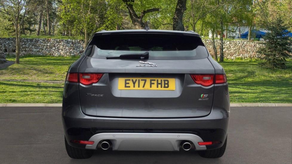 Jaguar F-PACE 3.0d V6 S 5dr AWD - Panoramic Sunroof - BSM image 6