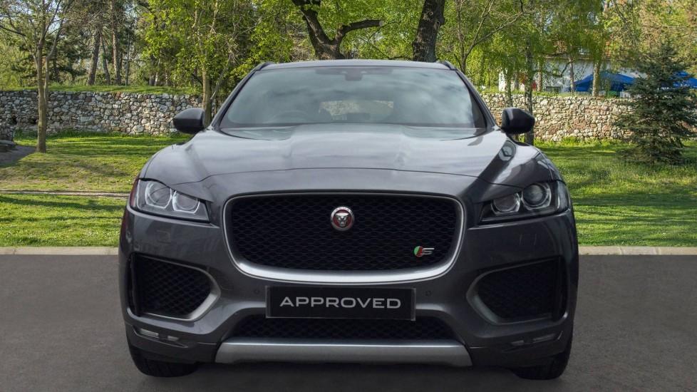 Jaguar F-PACE 3.0d V6 S 5dr AWD - Panoramic Sunroof - BSM image 7