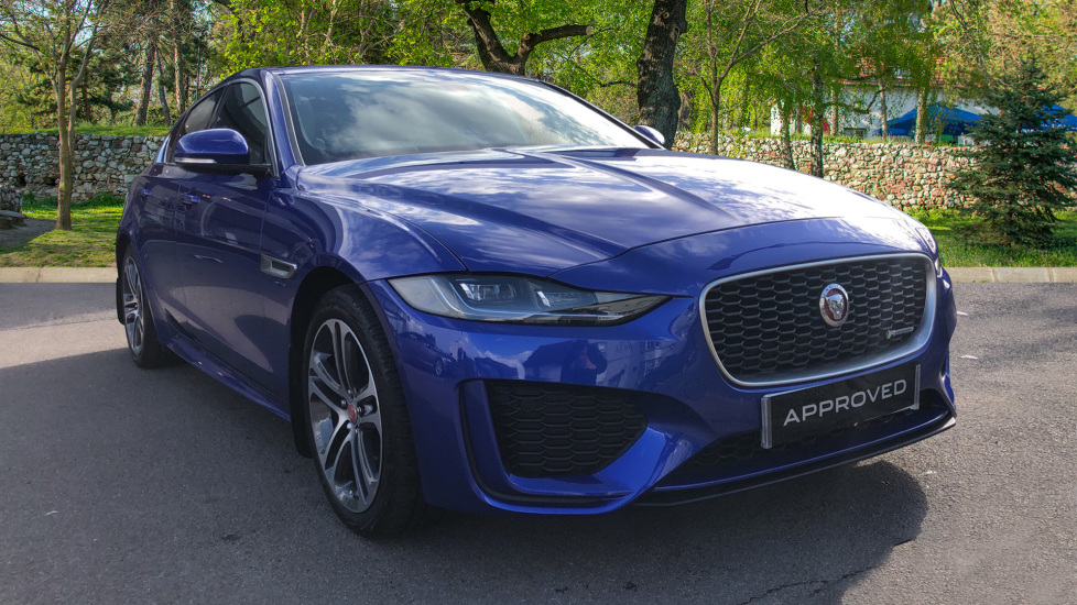 Jaguar XE 2.0d R-Dynamic SE Demo Car with Pan Roof Diesel Automatic 4 door Saloon (2020) image