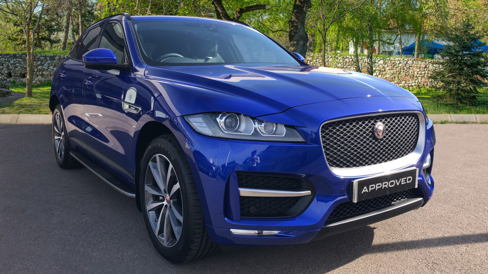 Jaguar F-PACE 2.0d [180] R-Sport Very High Spec Diesel Automatic 5 door Estate (2019) at Jaguar Brentwood thumbnail image