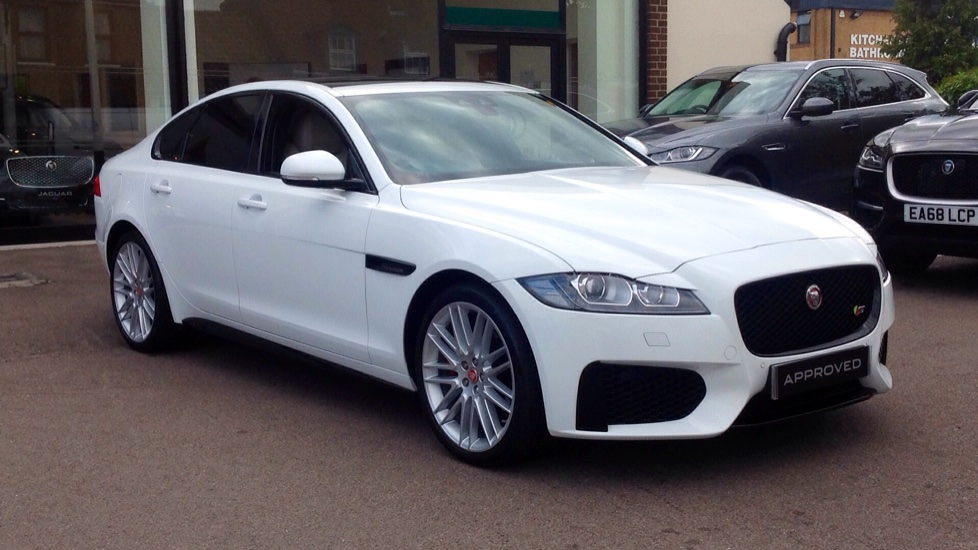 Jaguar XF 3.0 V6 Supercharged S Automatic 4 door Saloon (2017) image