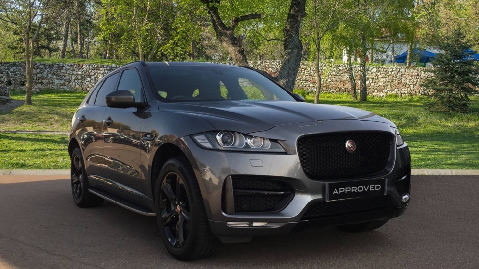 Jaguar F-PACE 2.0d [240] R-Sport 5dr AWD Diesel Automatic Estate (2018)