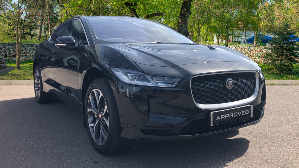 Jaguar I-PACE 294kW EV400 HSE 90kWh Electric Automatic 5 door Estate (2019) image