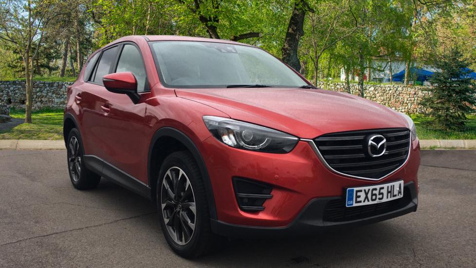 Mazda CX-5 2.2d Sport Nav 5dr Diesel Estate (2015) image