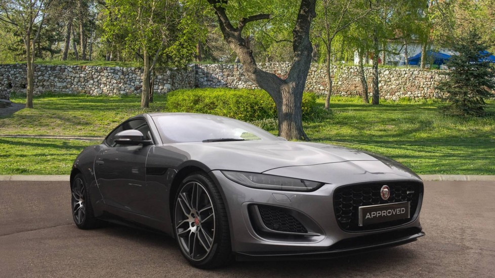 Jaguar F-TYPE 5.0 P450 Supercharged V8 R-Dynamic 2dr AWD Automatic 3 door Coupe (2020) image