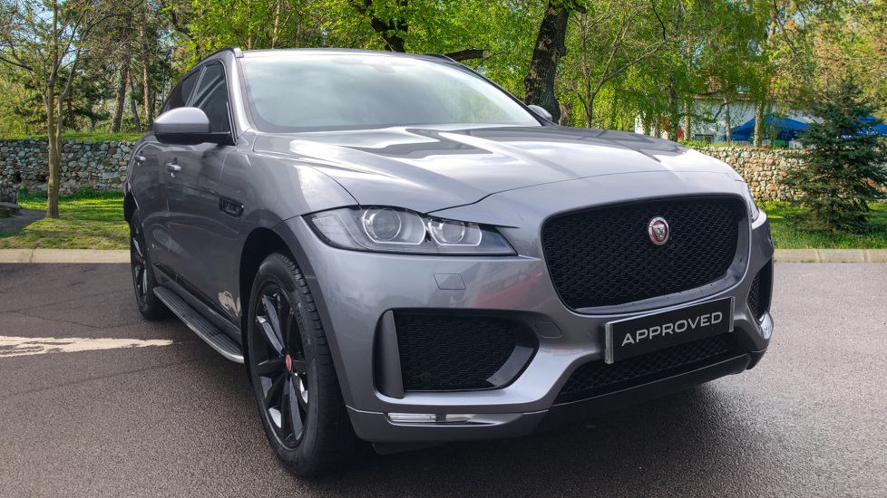 Jaguar F-PACE 2.0d [180] Chequered Flag 5dr AWD Diesel Automatic 4 door Estate (2020)