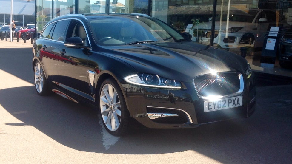 Jaguar XF 3.0d V6 S Portfolio 5dr Diesel Automatic 4 door Estate (2013) image