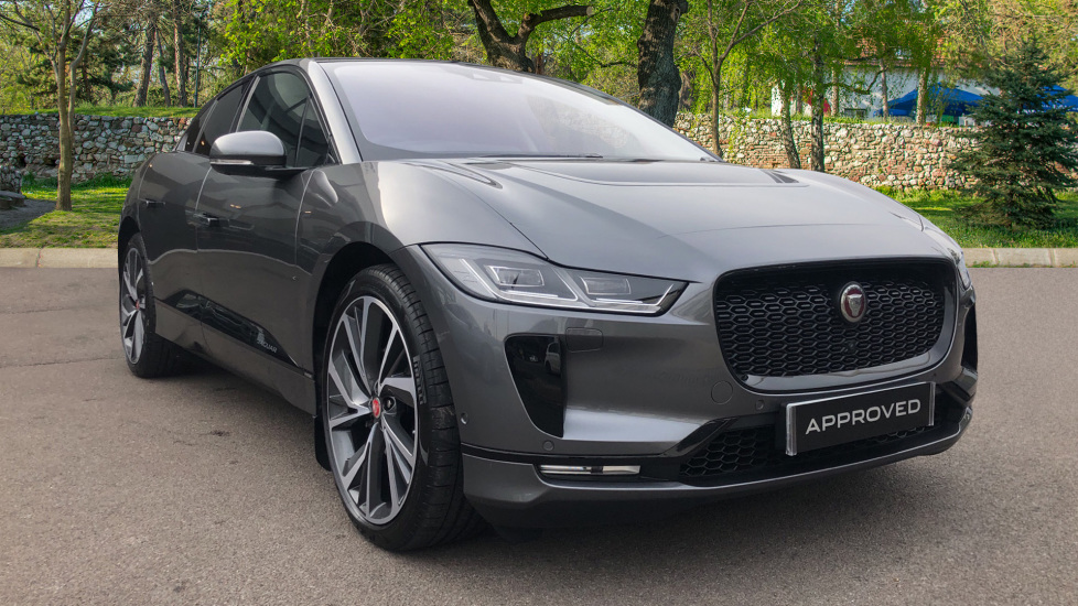Jaguar I-PACE 294kW EV400 HSE 90kWh Electric Automatic 5 door Estate (2020) image