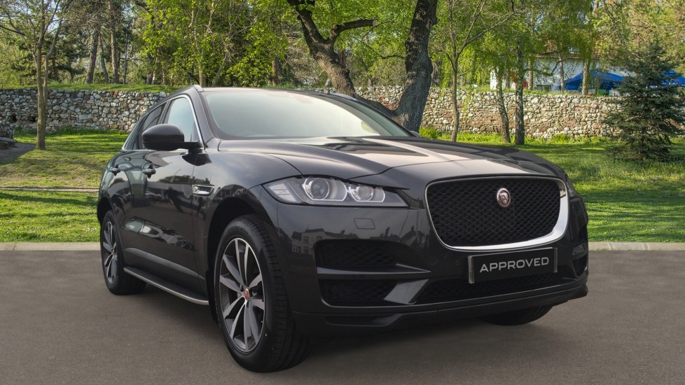 Jaguar F-PACE 2.0 Portfolio 5dr AWD  Automatic Estate (2020)