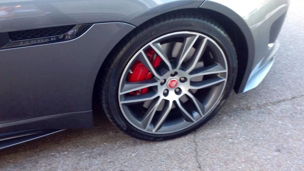 Jaguar F-TYPE 5.0 Supercharged V8 R 2dr image 2