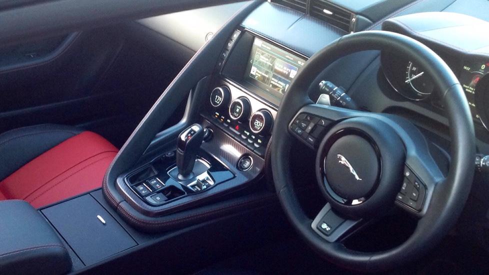 Jaguar F-TYPE 5.0 Supercharged V8 R 2dr image 3