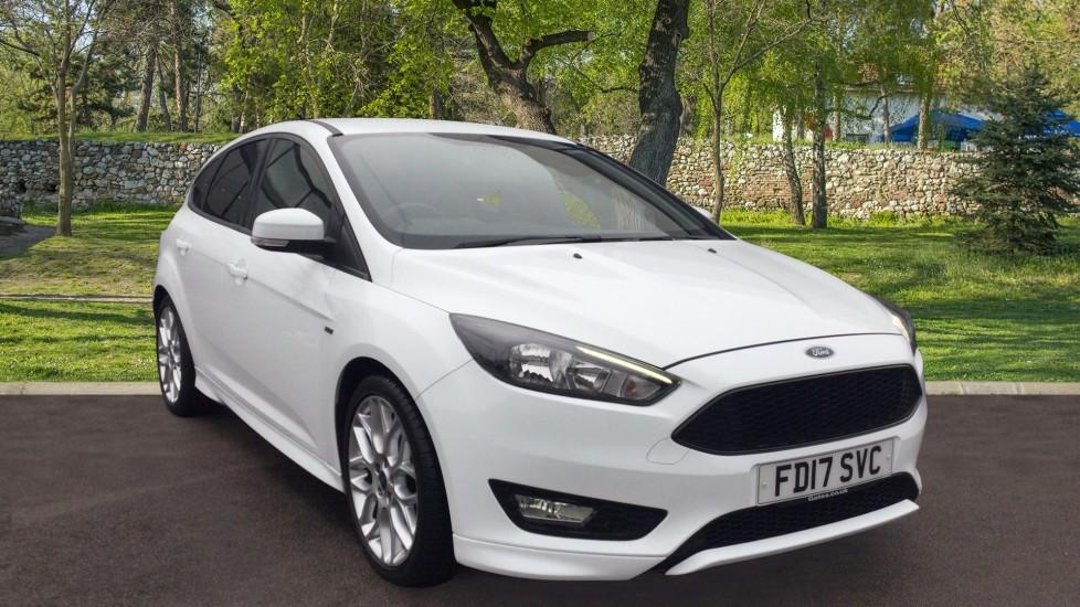 Ford Focus 1.0 EcoBoost 125 ST-Line 5dr - Appearance Pack Hatchback