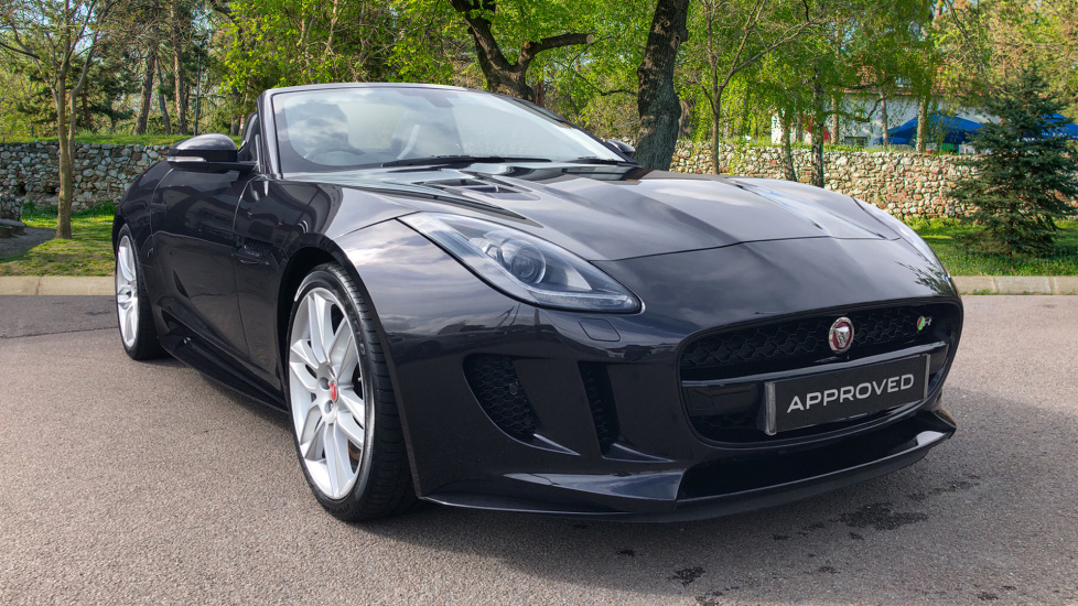 Jaguar F-TYPE 5.0 Supercharged V8 R 2dr AWD Automatic Convertible (2017)