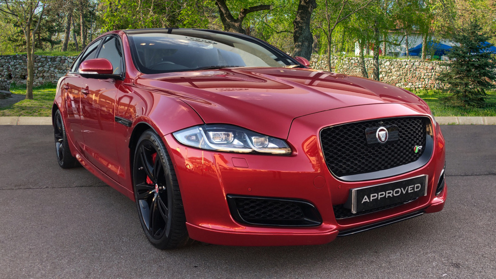 Jaguar XJ 5.0 V8 Supercharged XJR Low Miles Automatic 4 door Saloon (2016) image