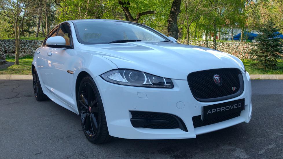 Jaguar XF 3.0d V6 S Portfolio [Start Stop] Diesel Automatic 4 door Saloon (2014)