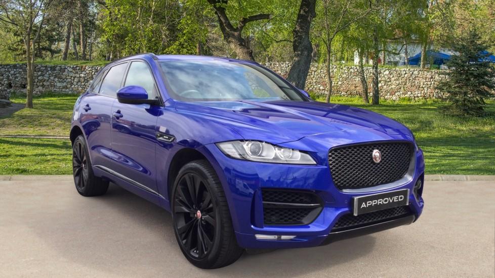 Jaguar F-PACE 2.0 R-Sport 5dr AWD Automatic Estate