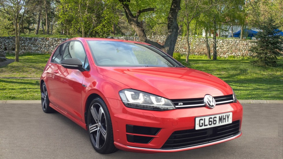 Volkswagen Golf 2.0 TSI R 3dr - Low Miles - Adaptive Cruise - Hatchback