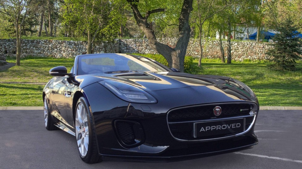 Jaguar F-TYPE 3.0 Supercharged V6 R-Dynamic - Only 140 Miles - Automatic 2 door Convertible (2020) image