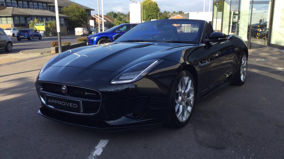 Jaguar F-TYPE 3.0 Supercharged V6 R-Dynamic - Only 140 Miles - image 15