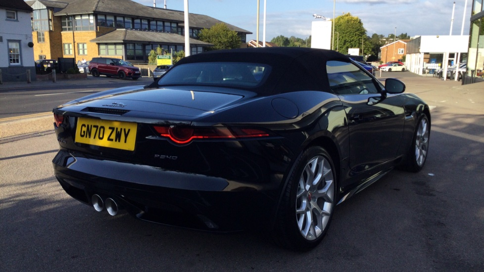 Jaguar F-TYPE 3.0 Supercharged V6 R-Dynamic - Only 140 Miles - image 26