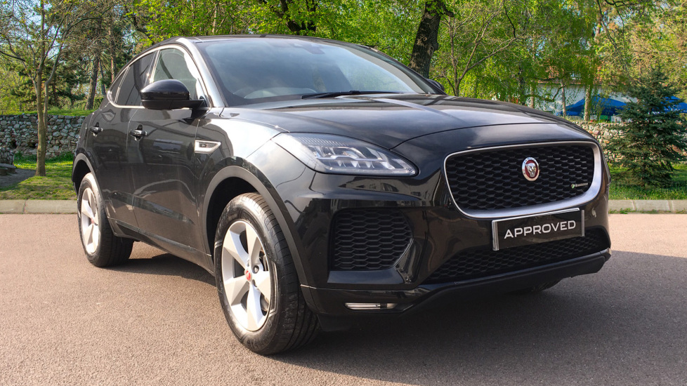 Jaguar E-PACE 2.0 [200] R-Dynamic S 5dr Automatic Estate (2018)