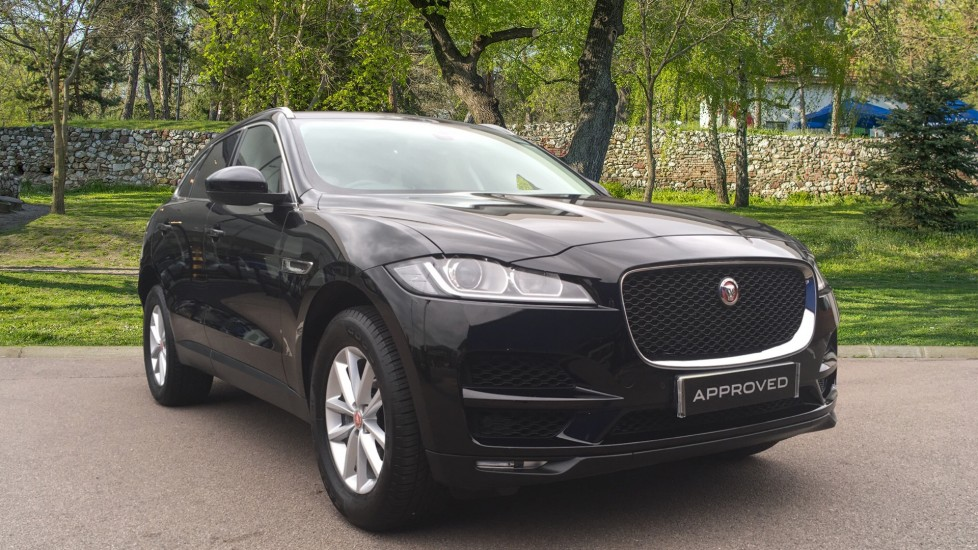 Jaguar F-PACE 2.0 Prestige 5dr AWD Automatic Estate (2018)
