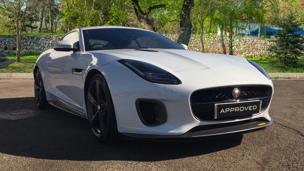 Jaguar F-TYPE 3.0 Supercharged V6 400 Sport 2dr Limited Edition Automatic Coupe (2018)