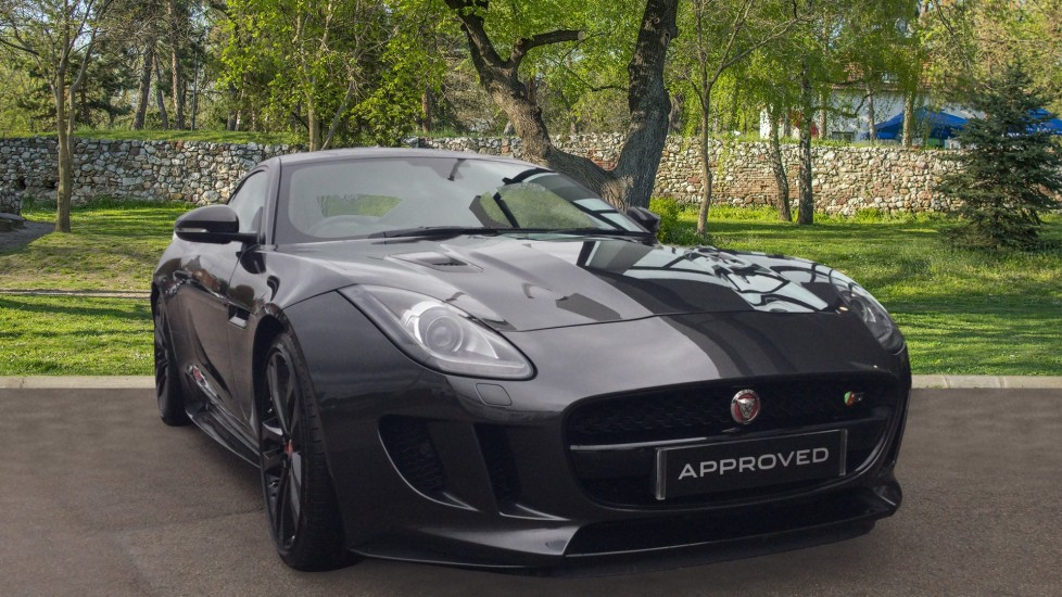 Jaguar F-TYPE Coupe 3.0 V6 Supercharged 380ps AWD - Low Miles - High Spec -  Automatic 2 door Coupe