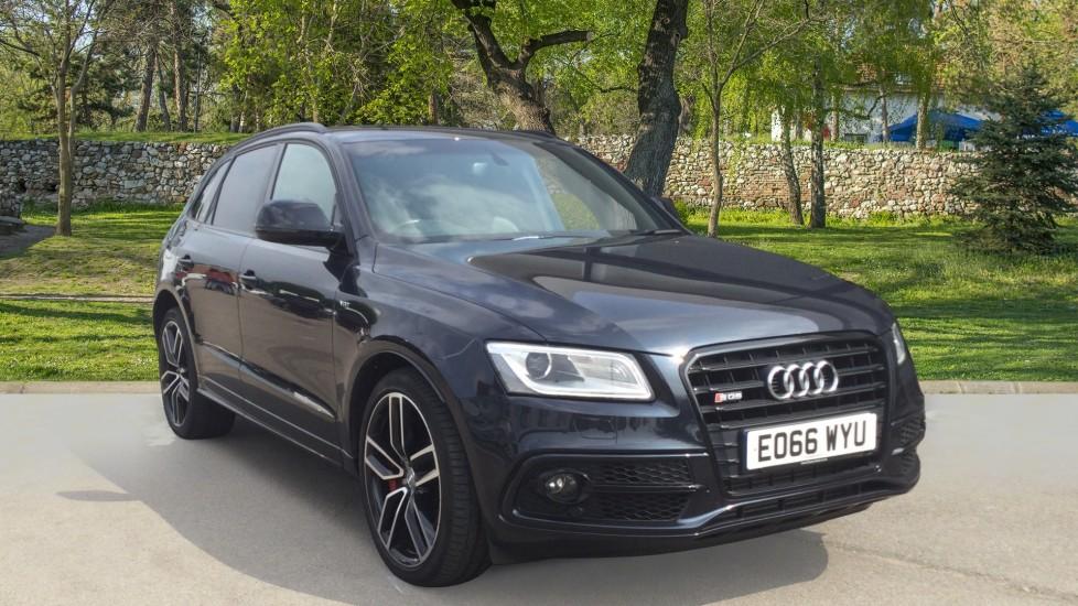 Audi Q5 SQ5 Plus Quattro Tip - Pan Roof - B and O Sound System -  2967.0 Diesel Automatic 5 door Estate