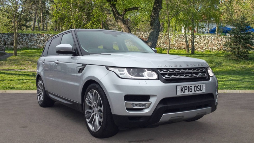 Land Rover Range Rover Sport 3.0 SDV6 [306] HSE 5dr - 21 inch Alloys - Diesel Automatic Estate