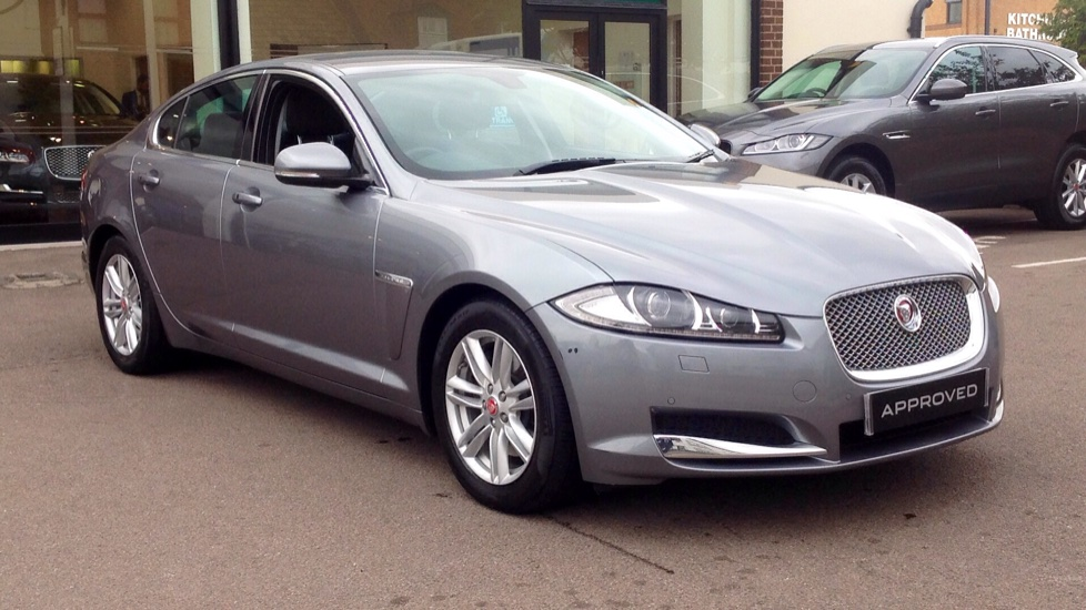 Charming Jaguar XF 2.2d [163] Premium Luxury Diesel Automatic 4 Door Saloon (2015