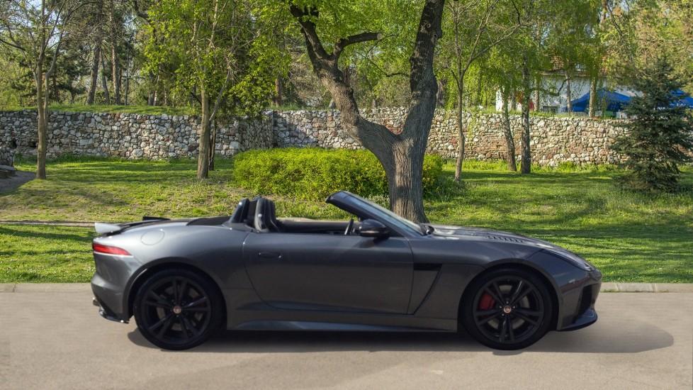 Jaguar F-TYPE 5.0 Supercharged V8 SVR 2dr AWD - Carbon Fibre - image 5