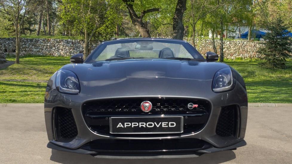 Jaguar F-TYPE 5.0 Supercharged V8 SVR 2dr AWD - Carbon Fibre - image 7