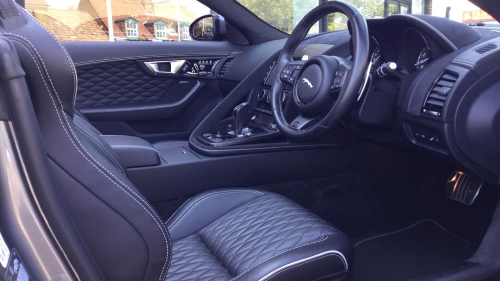 Jaguar F-TYPE 5.0 Supercharged V8 SVR 2dr AWD - Carbon Fibre - image 9