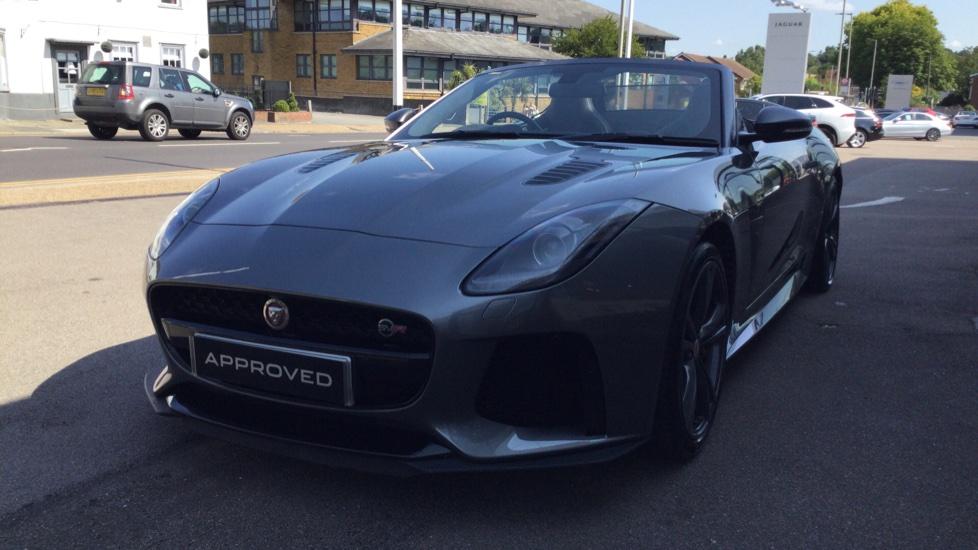 Jaguar F-TYPE 5.0 Supercharged V8 SVR 2dr AWD - Carbon Fibre - image 15