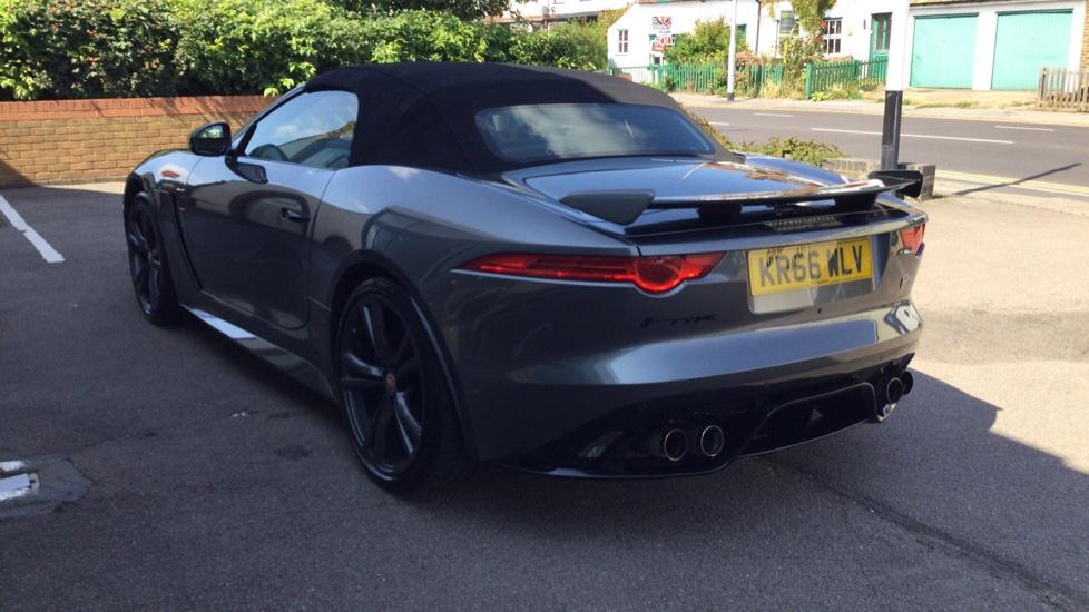 Jaguar F-TYPE 5.0 Supercharged V8 SVR 2dr AWD - Carbon Fibre - image 29
