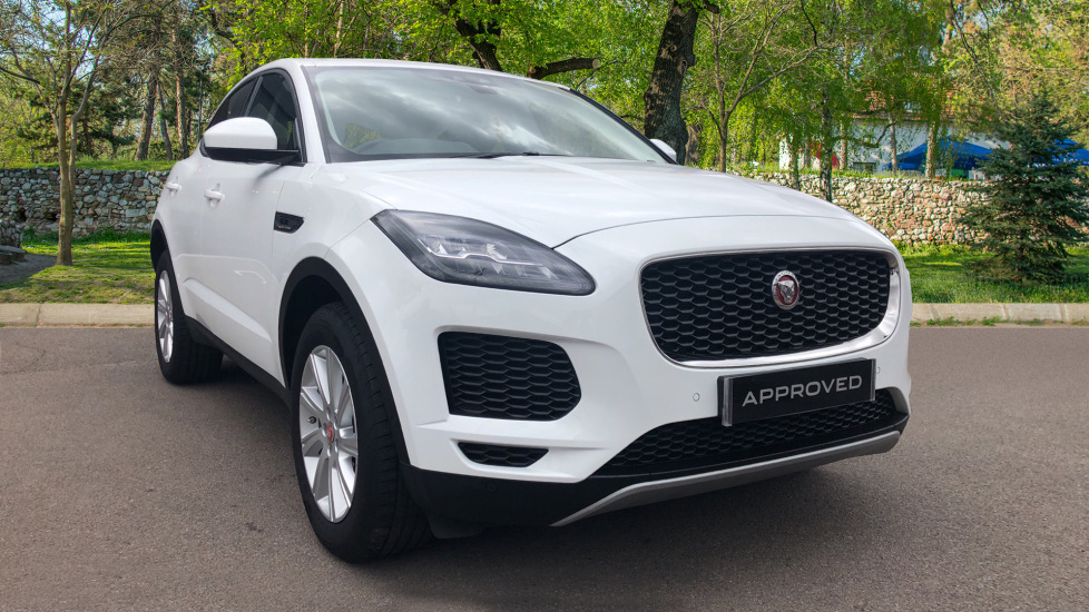 Jaguar E-PACE 2.0 S 5dr Low Miles Automatic 4 door Estate (2018) image