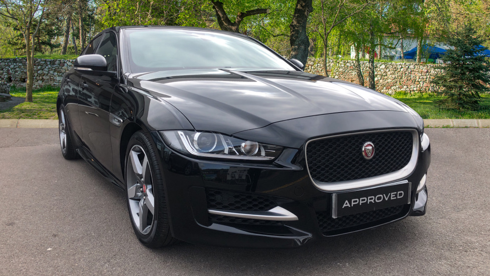 Jaguar XE 2.0 [250] R-Sport Automatic 4 door Saloon (2019)