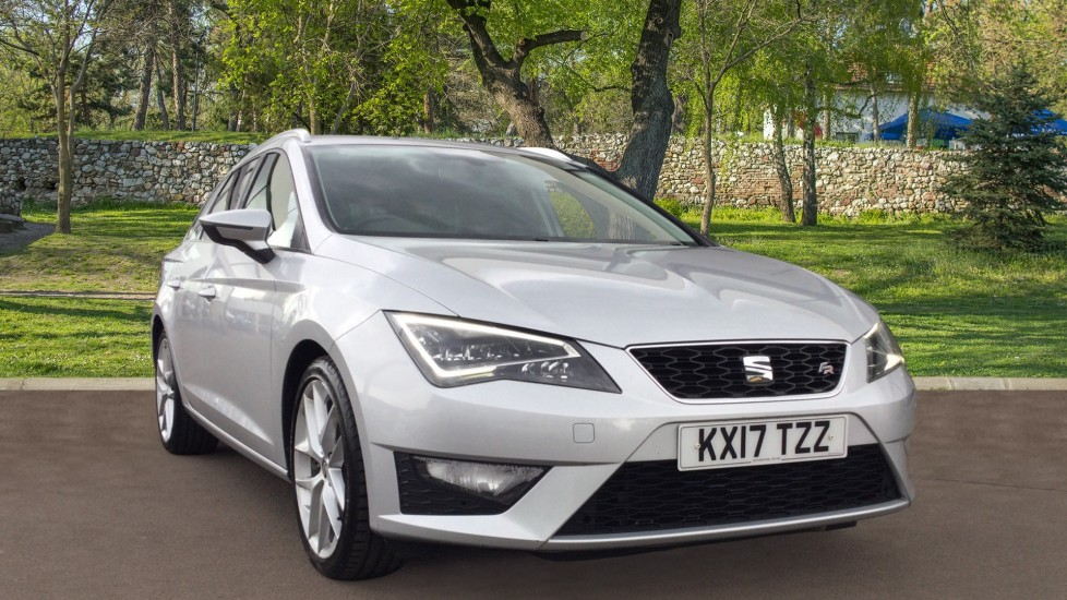 SEAT Leon 2.0 TDI 184 FR 5dr [Technology Pack] Diesel Estate
