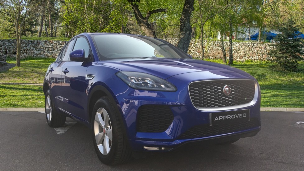 Jaguar E-PACE 2.0 R-Dynamic S 5dr Automatic Estate (2019)