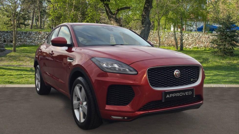 Jaguar E-PACE 2.0d [180] R-Dynamic SE - Low Miles Diesel Automatic 5 door Estate