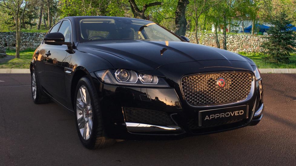 Jaguar XF 2.0d [180] Portfolio Low Miles with InControl Pro Diesel Automatic 4 door Saloon (2017)