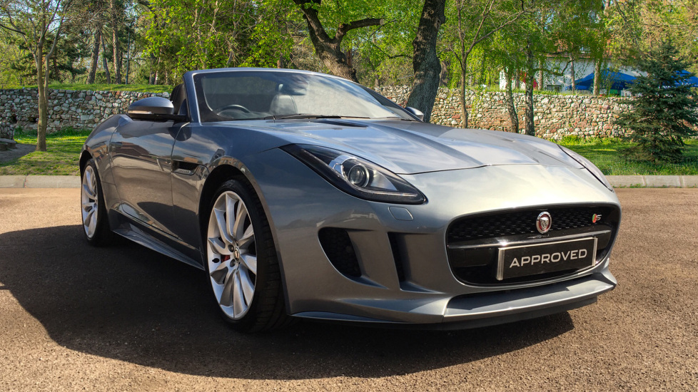Jaguar F-TYPE 5.0 Supercharged V8 S 2dr Automatic Convertible (2014)