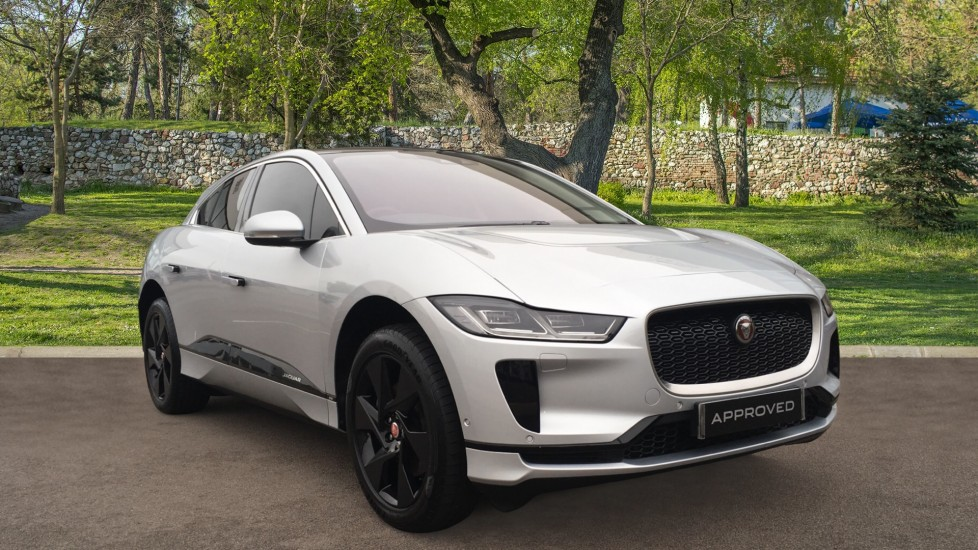 Jaguar I-PACE 294kW EV400 SE 90kWh Low Miles Panoramic Sunroof image 1