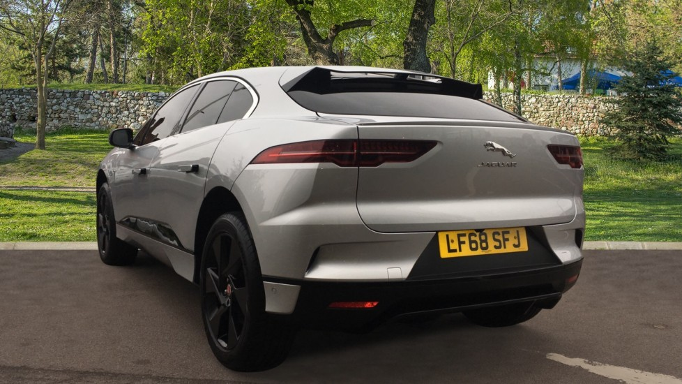 Jaguar I-PACE 294kW EV400 SE 90kWh Low Miles Panoramic Sunroof image 2