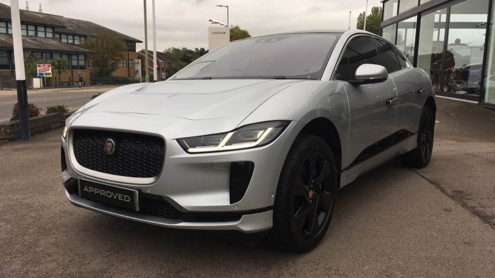 Jaguar I-PACE 294kW EV400 SE 90kWh Low Miles Panoramic Sunroof image 11